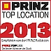 RUNNING Company ist PRINZ Top Location 2013!